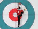 Керлингист сборной Швейцарии