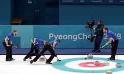 Керлингисты сборной Швеции
