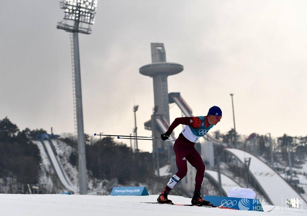 Бородавко: детская ошибка Большунова стоила ему «золота» влыжном марафоне наОлимпиаде