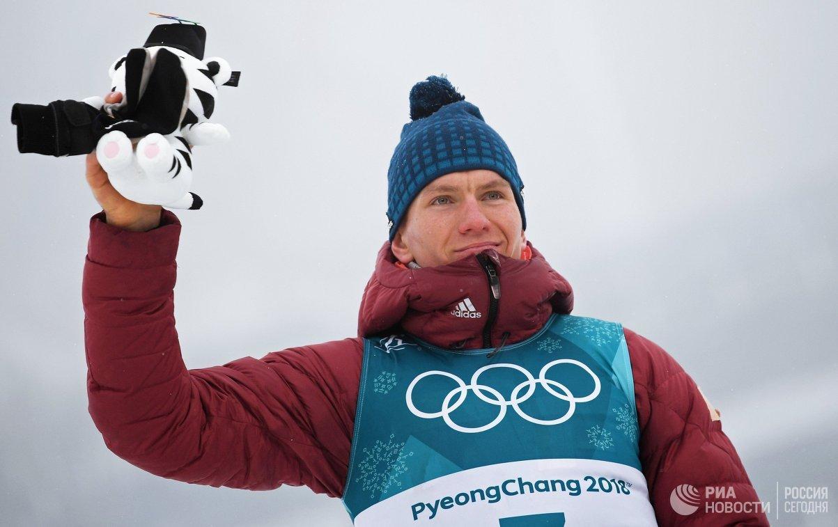 Лыжникам-призерам ОИ-2018 вручили удостоверения заслуженных мастеров спорта
