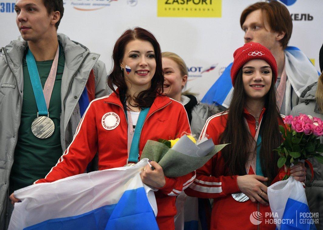Тренер Орсер: фигуристке Медведевой нужны перемены, еецель— Олимпиада