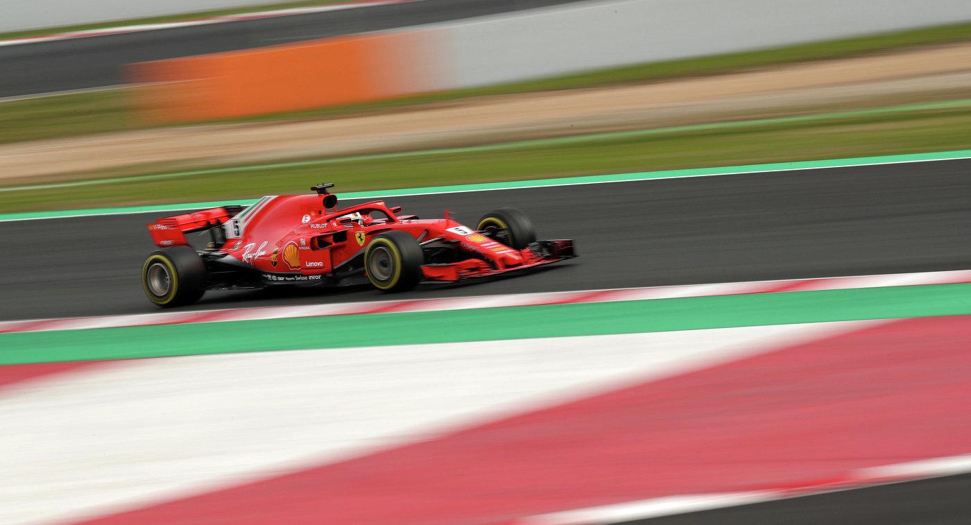 Феттель стал лучшим впредпоследний день предсезонных тестов «Формулы-1»