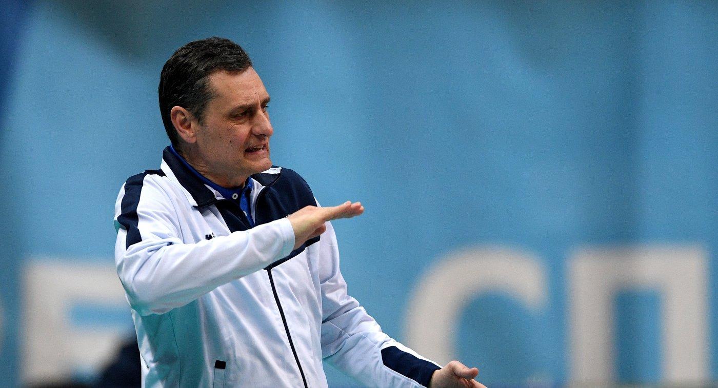 Зоран Терзич признан тренером года в европейском женском волейболе