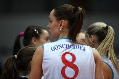 Диагональная ЖВК Динамо (Москва) Наталия Гончарова