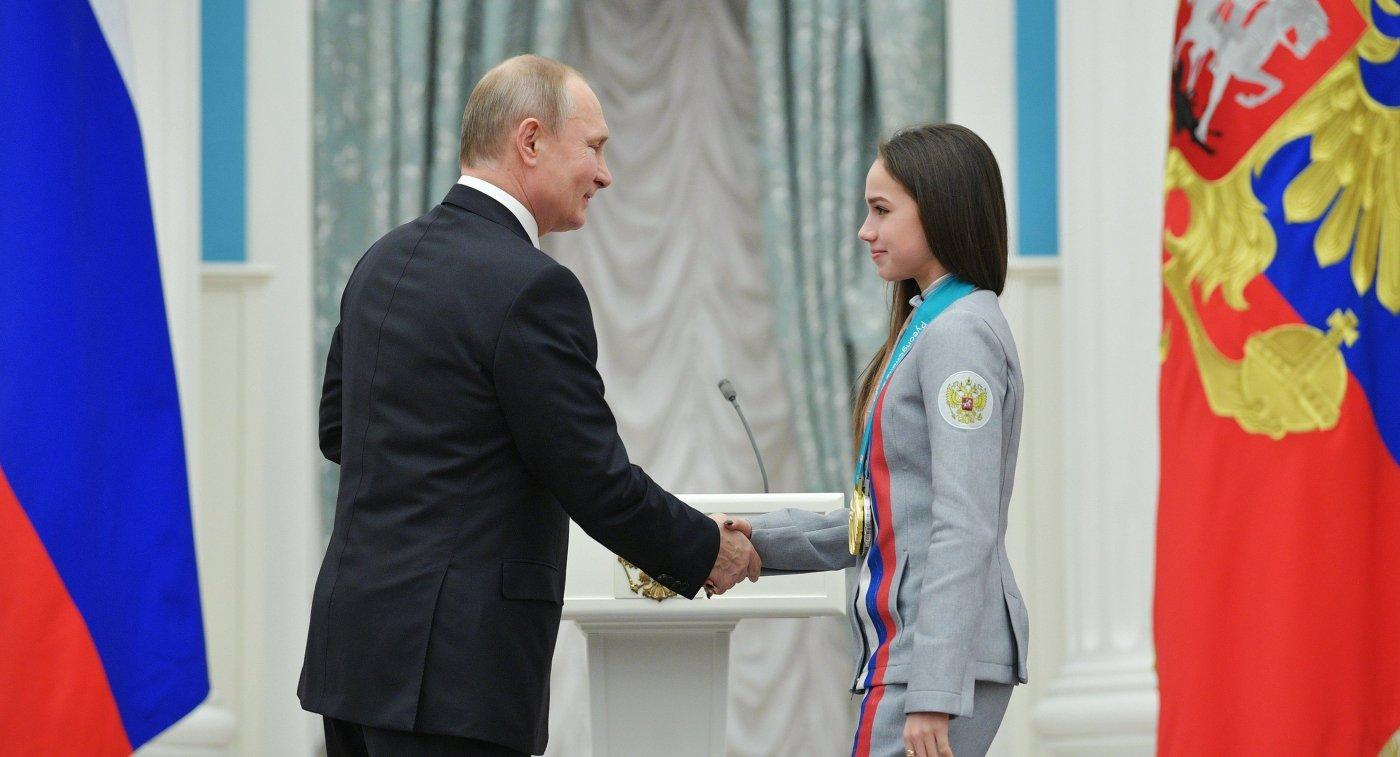 Золотым медалистам ОИ-2018 вручили менее ценные машины - МК