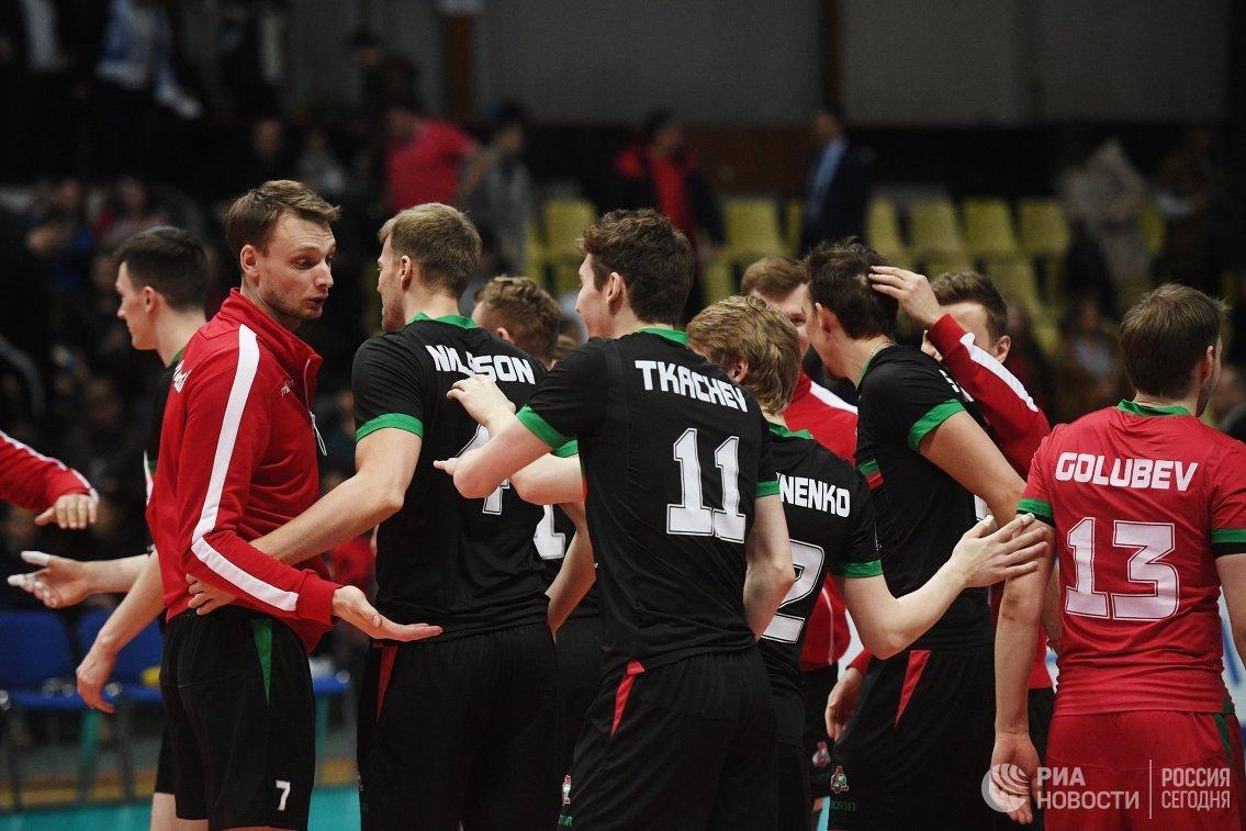 Волейбольный «Финал четырех» Лиги чемпионов пройдет вКазани