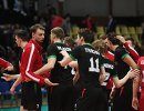 Игроки ВК Локомотив-Новосибирск