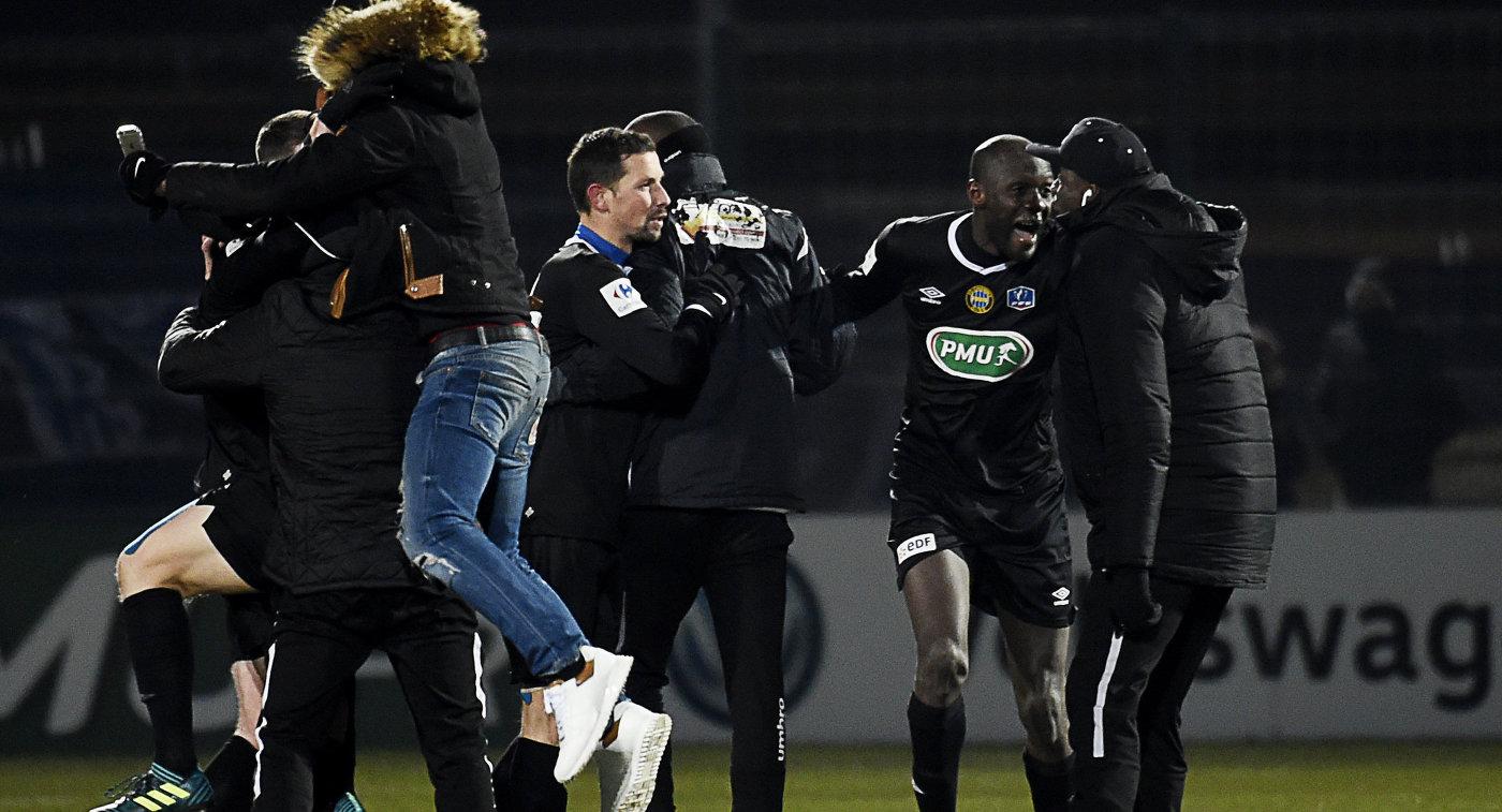 Основатель «Шамбли» скончался после выхода команды вполуфинал Кубка Франции