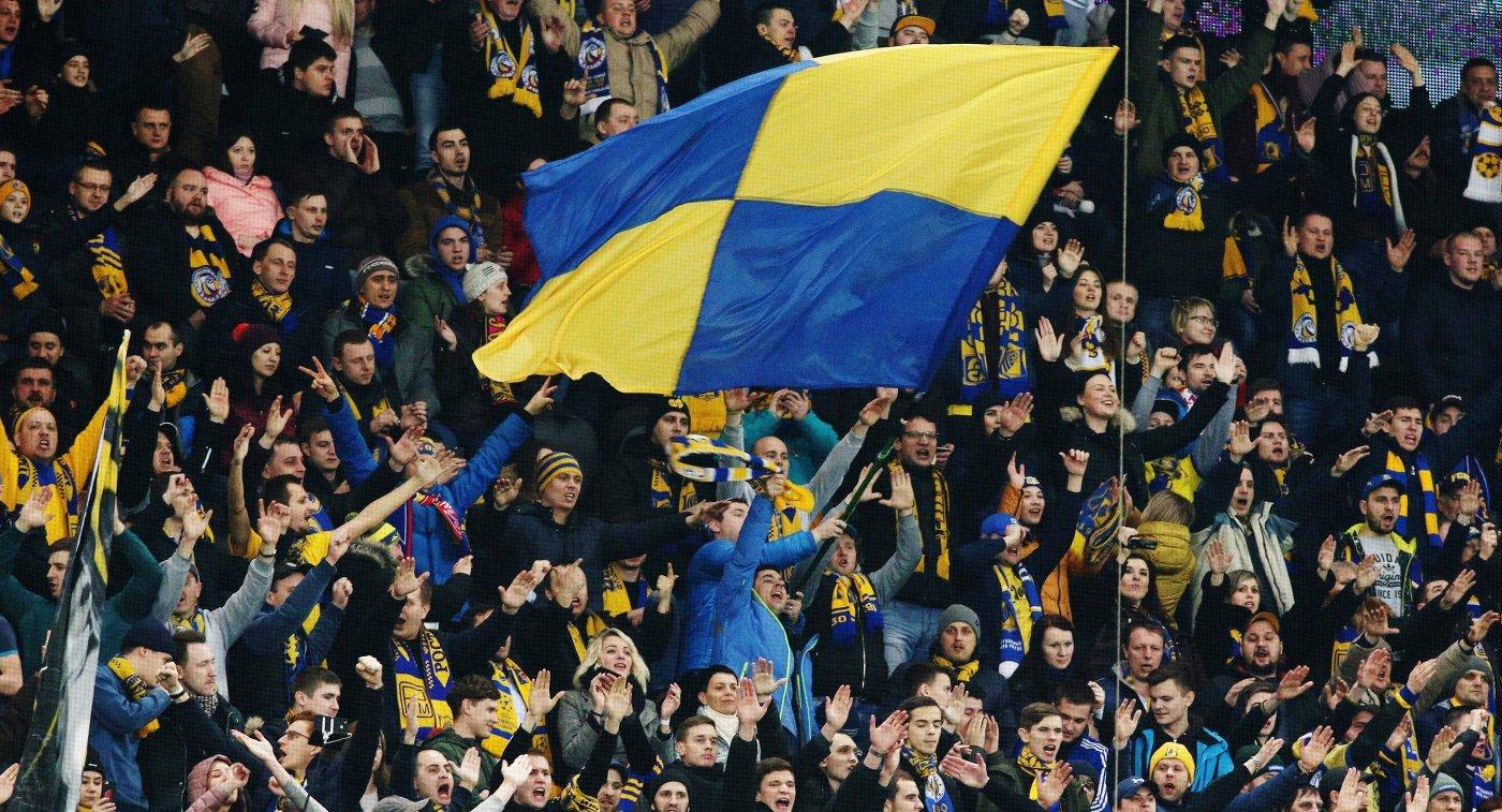 ФК «Ростов» оштрафован на80 тыс. руб. заповедение фанатов