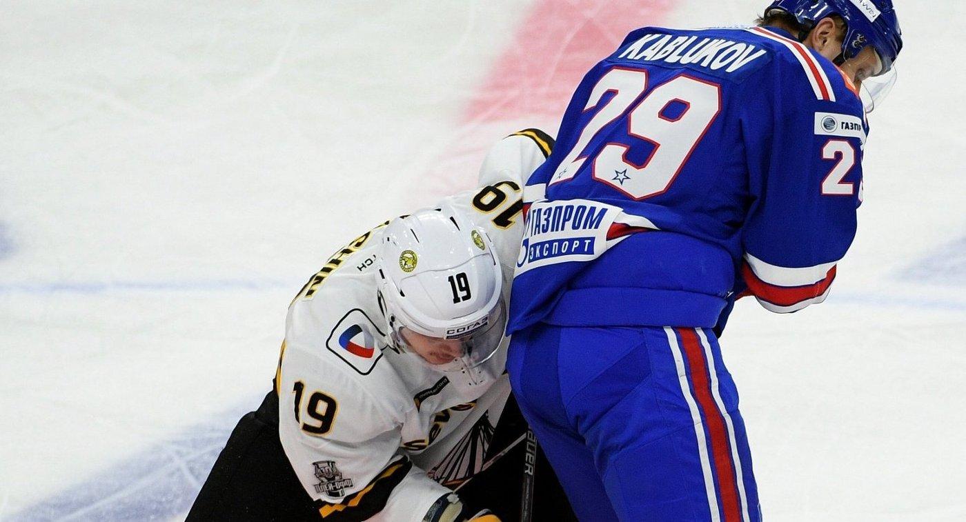 Судейский скандал соСКА: КХЛ возложила вину напотерпевшую сторону