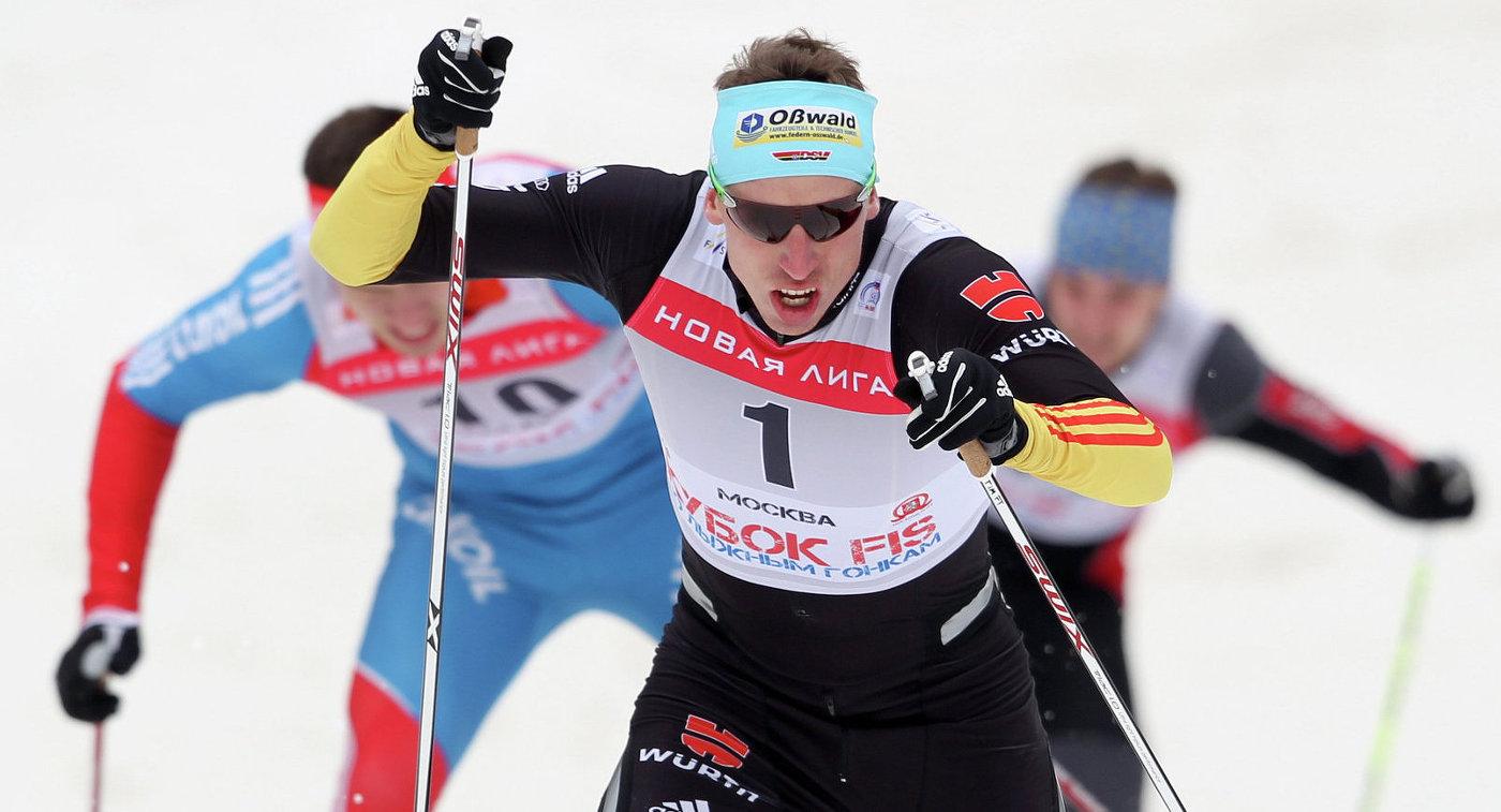 Германский лыжник выступил насупермарафоне вформе сборной Российской Федерации — Протест изЕвропы