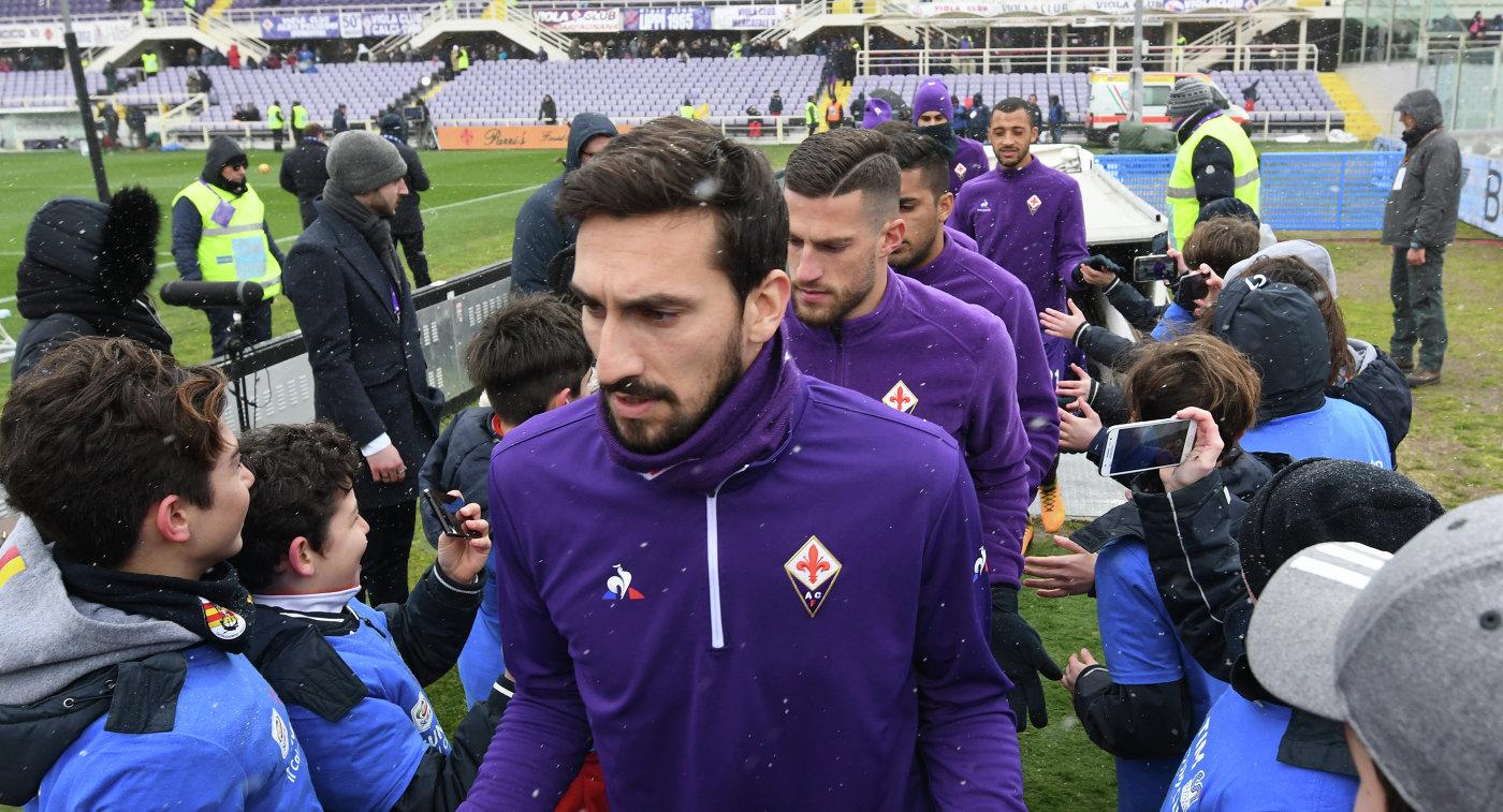 СМИ сообщили опричине смерти защитника сборной Италии