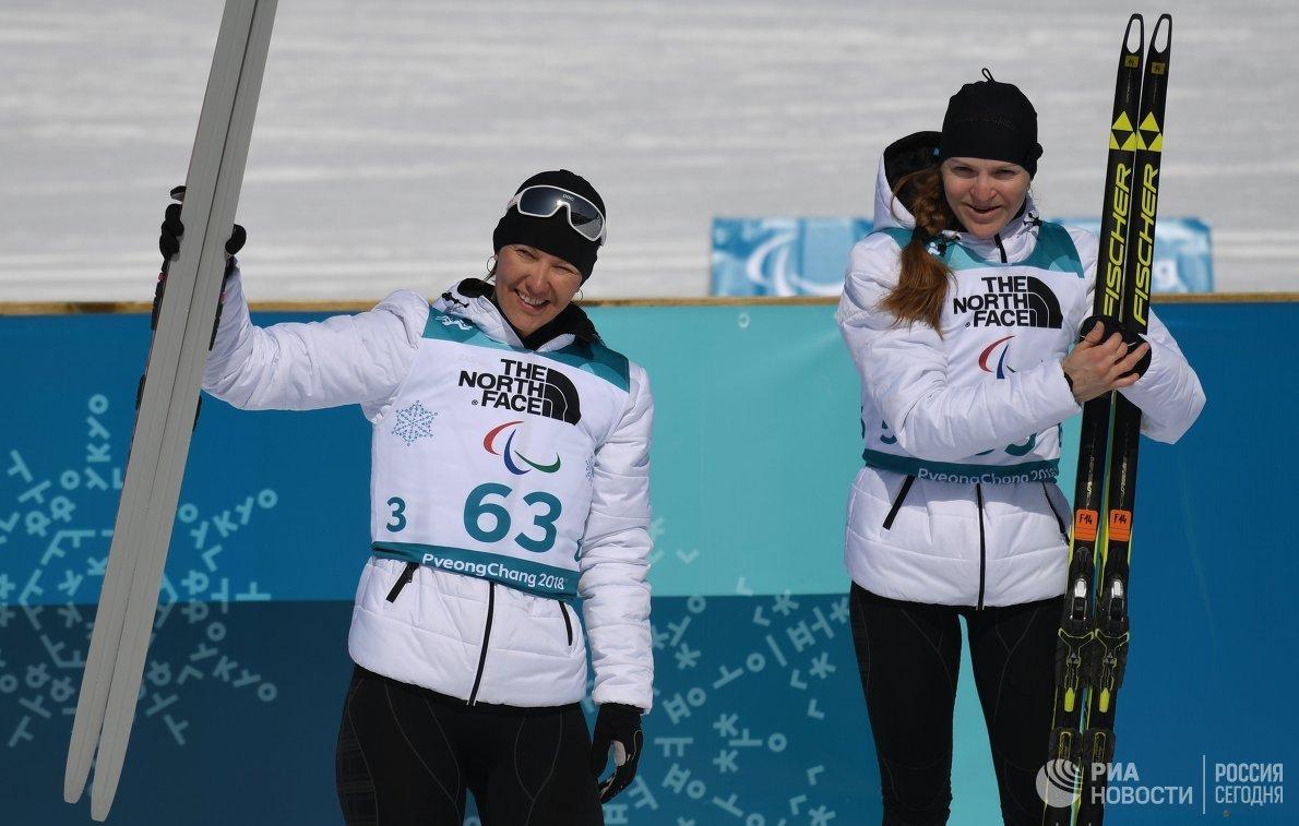 Русские спортсмены завоевали три медали в 1-ый день Паралимпийскиих игр