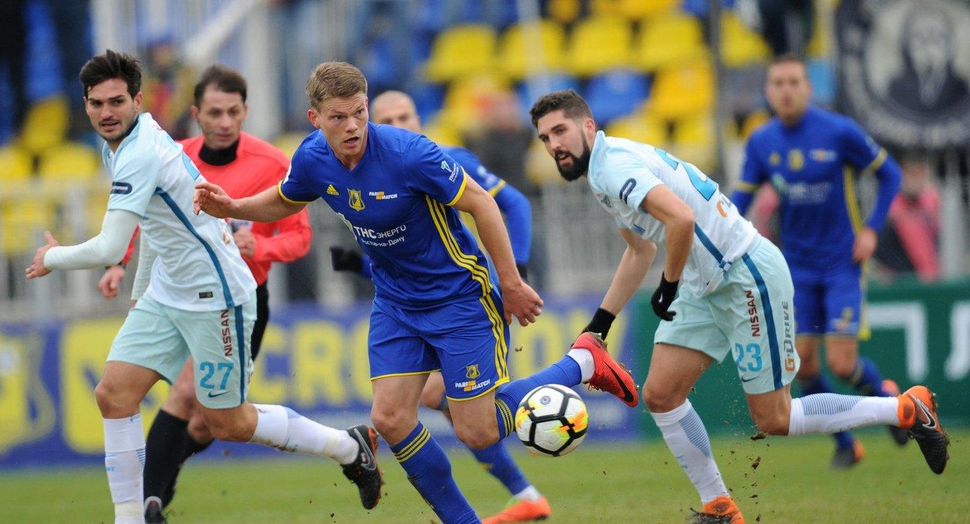 Манчини раскритиковал игроков «Зенита» запоражение от«Краснодара»