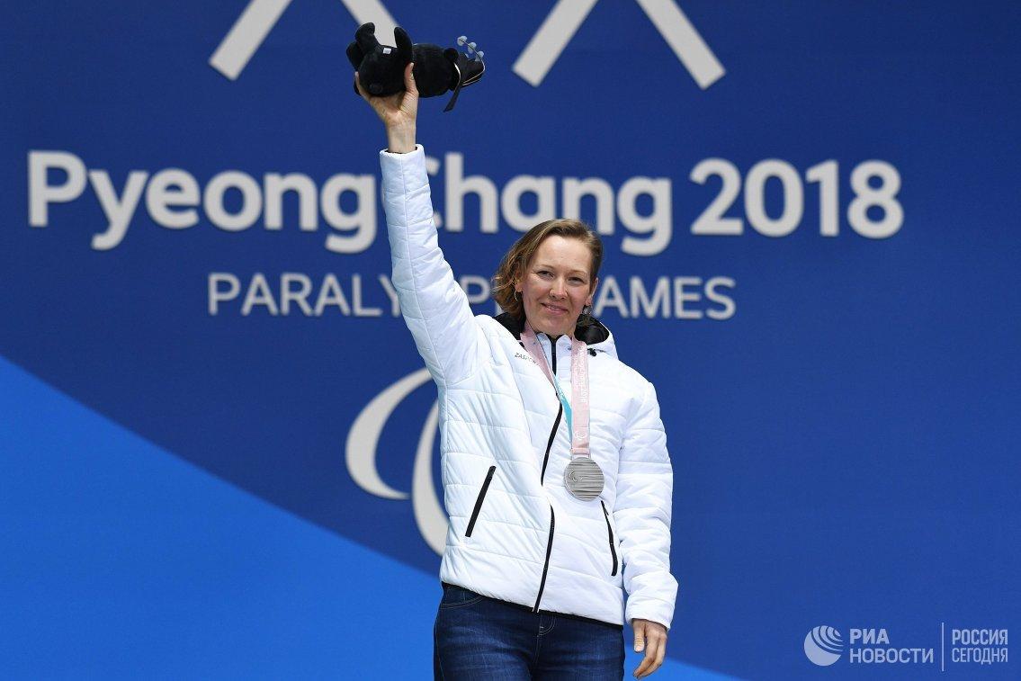 РФ заняла 2-ое место вмедальном зачете Паралимпиады