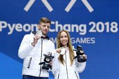 Михалина Лысова и ее ведущий Алексей Иванов