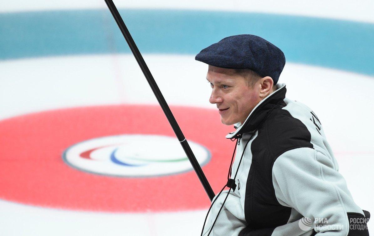 Российский атлет Константин Курохтин