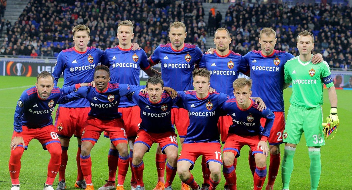 ЦСКА сыграет с Арсеналом в четвертьфинале Лиги Европы