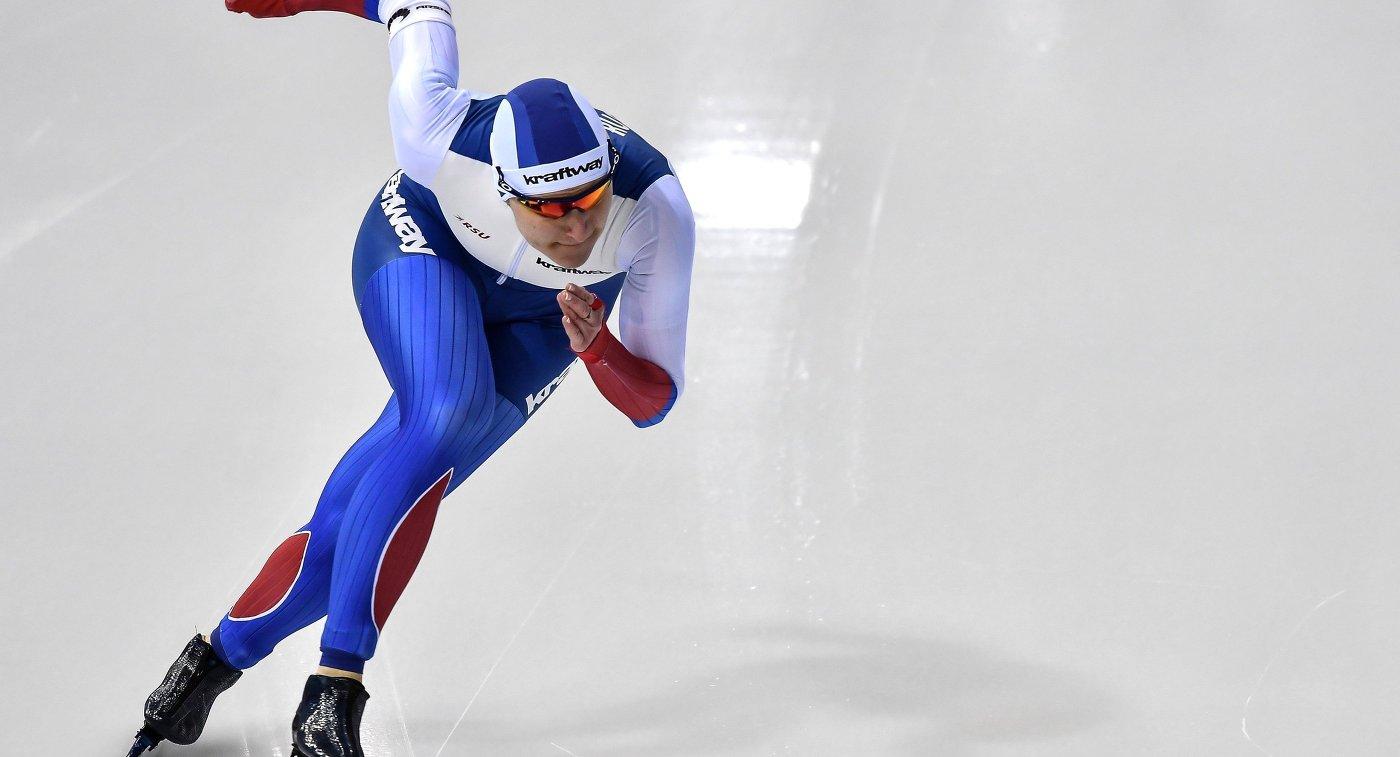 Ольга Фаткулина одолела наКубке мира поконькобежному спорту