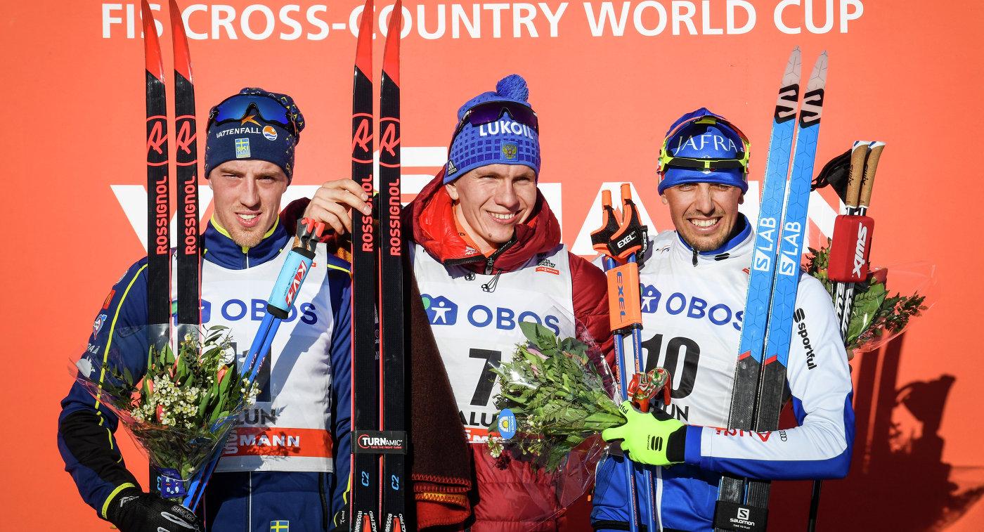 «Олимпийский опыт помог Большунову выиграть масс-старт наКубке мира»— Юрий Бородавко