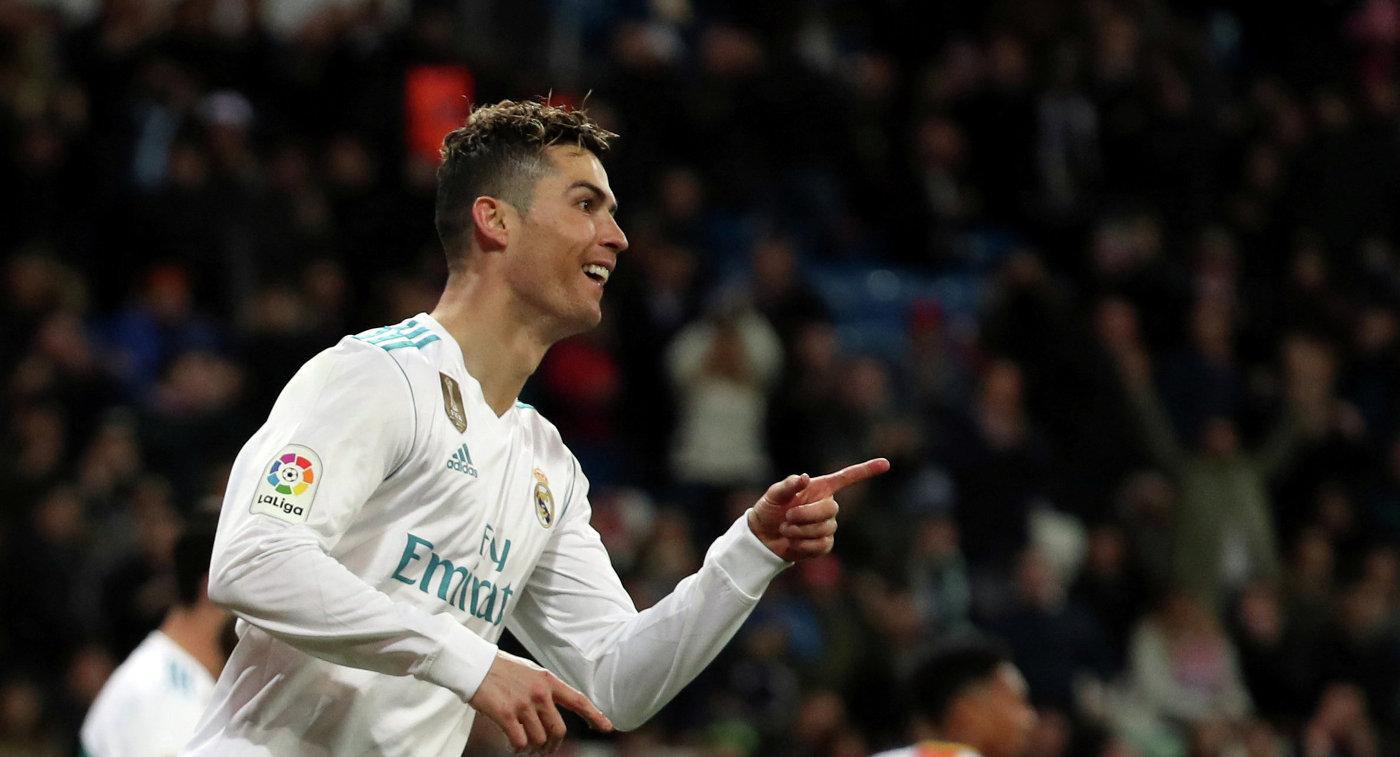 """Васкес: «Чем сильнее Роналду, тем сильнее """"Реал""""»"""