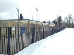 Окрестности стадиона Спартак в Зеленогорске