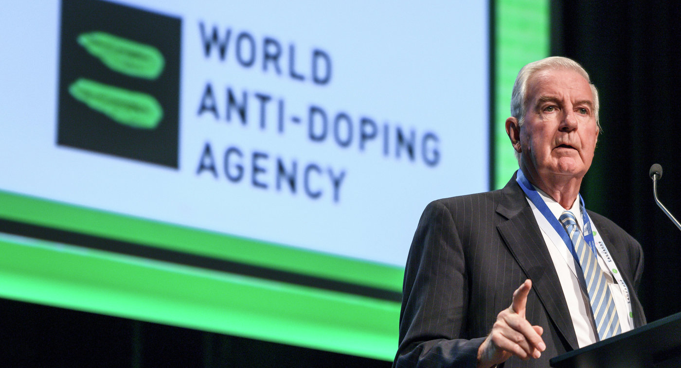 WADA: работу в расследовании дел россиян следует усилить