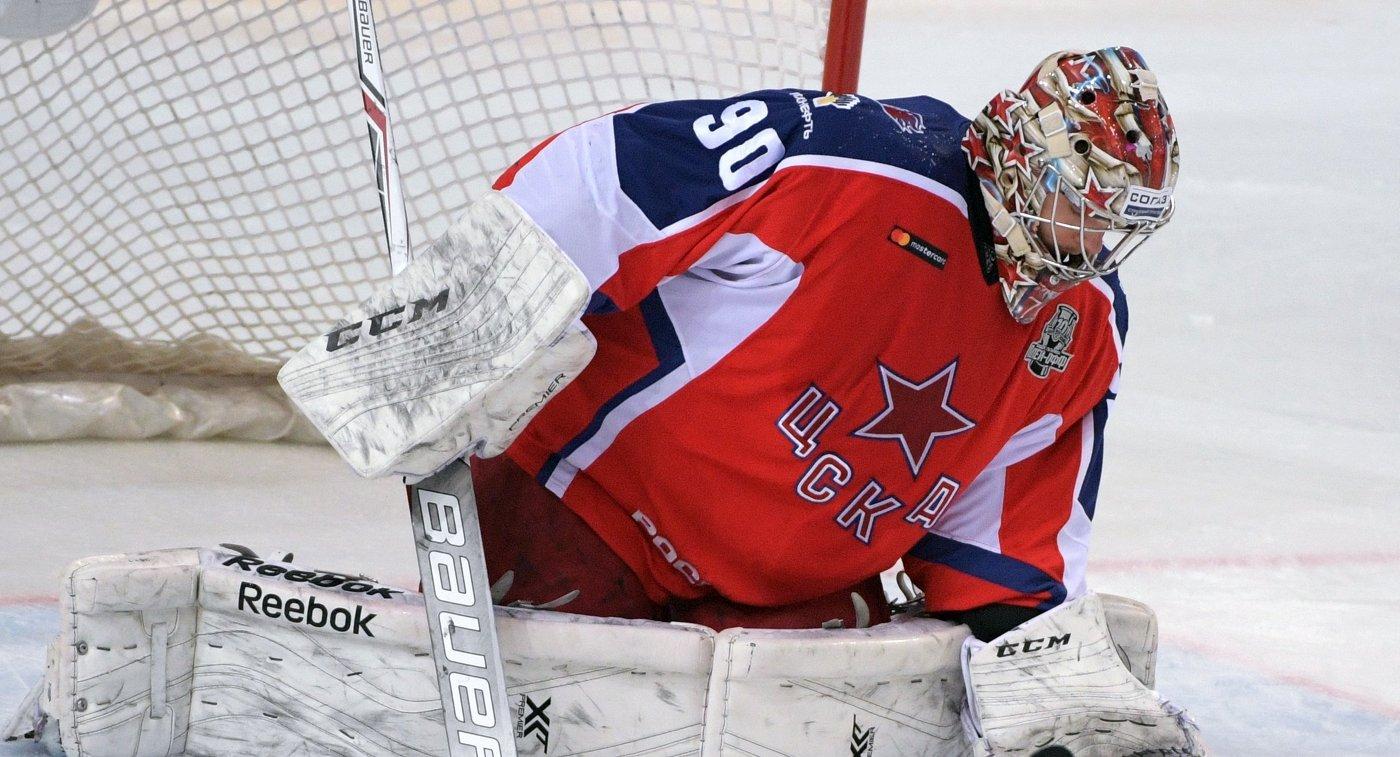 Хоккеисты СКА пояснили причину поражения вматче сЦСКА