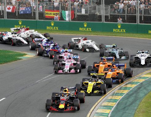 """Лидеры чемпионата """"Формулы-1"""" продолжат борьбу на домашней трассе ..."""
