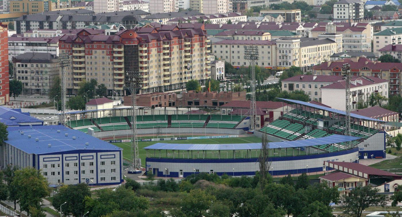 «Ахмат» сыграет сФК «СКА-Хабаровск» настадионе имени Билимханова
