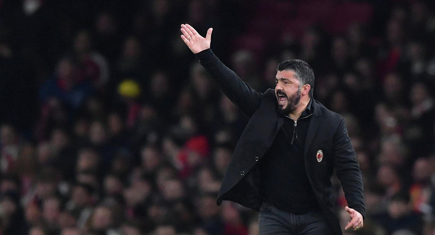 «Милан» продлит договор сГаттузо на3 года