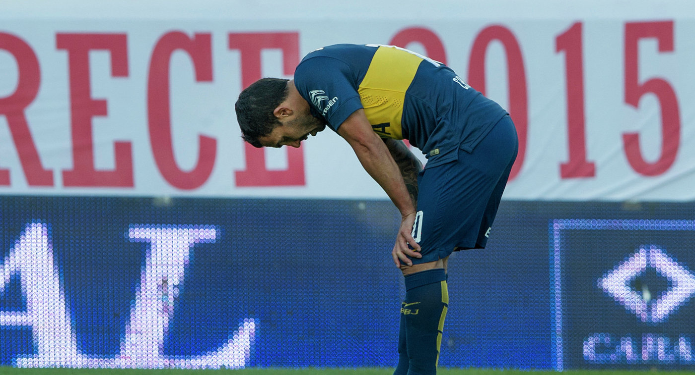 Футболист Тевес опроверг получение травмы вматче сзаключенными втюрьме
