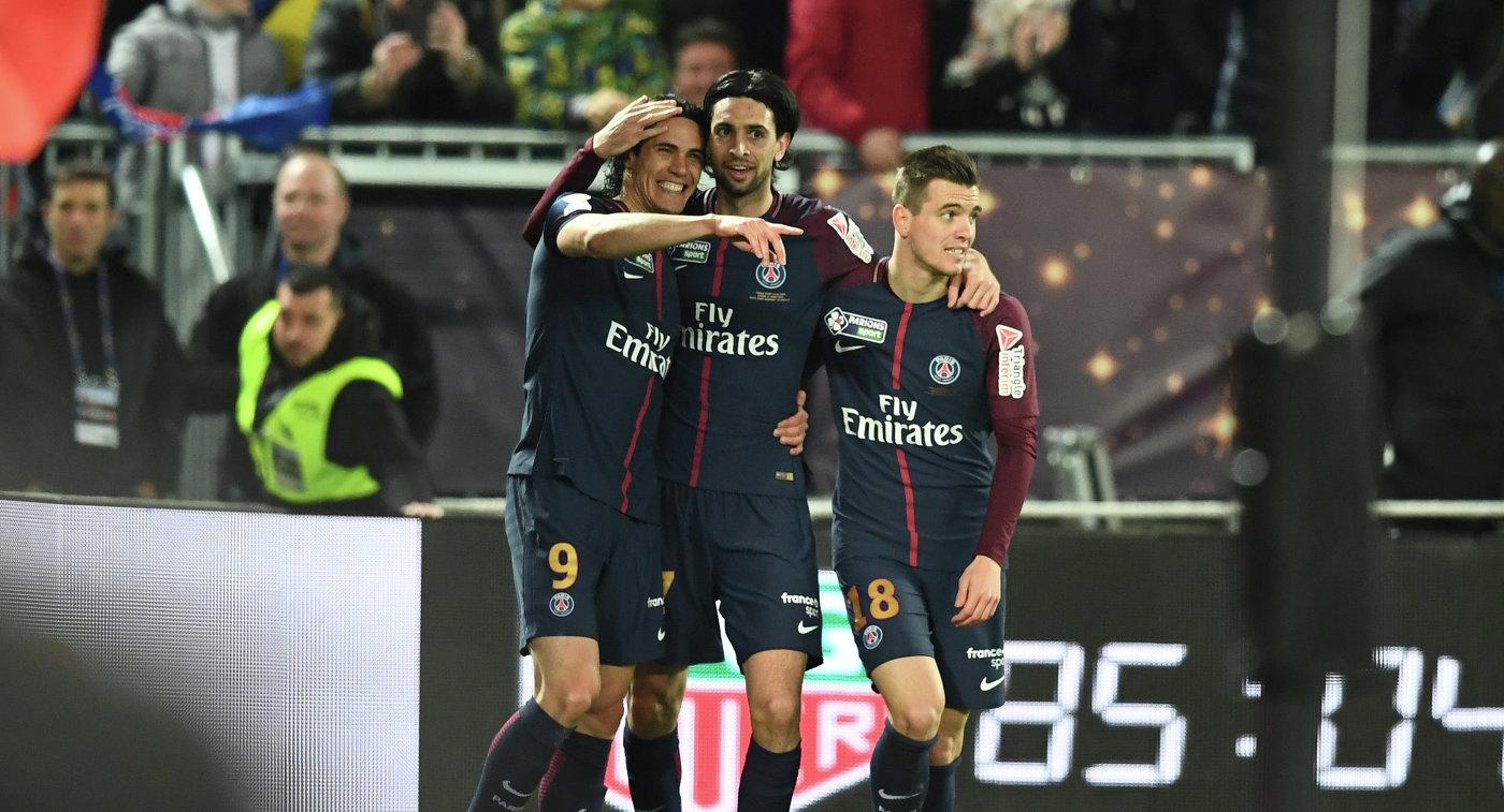 Фалькао: судейство финала Кубка лиги— позор для всего французского футбола