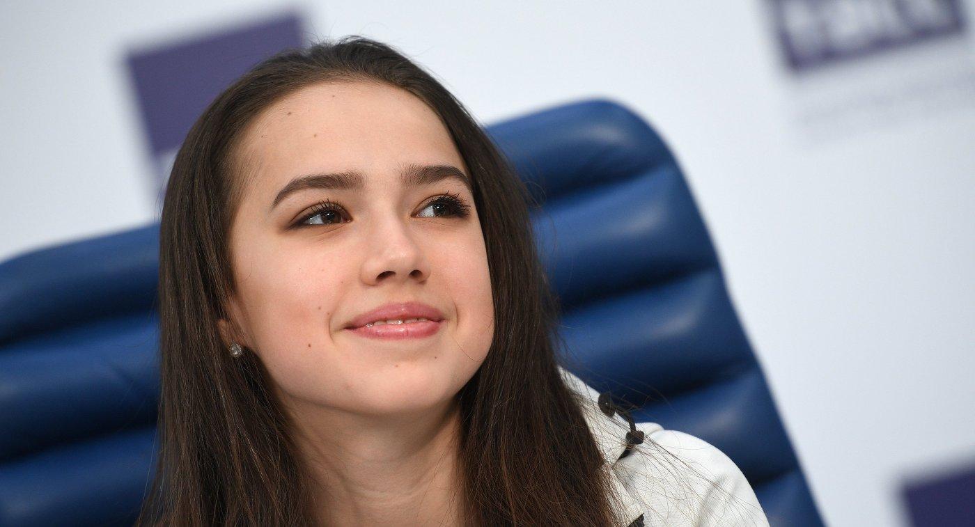 Алина Загитова