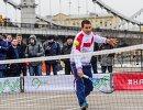 Российский теннисист Евгений Донской