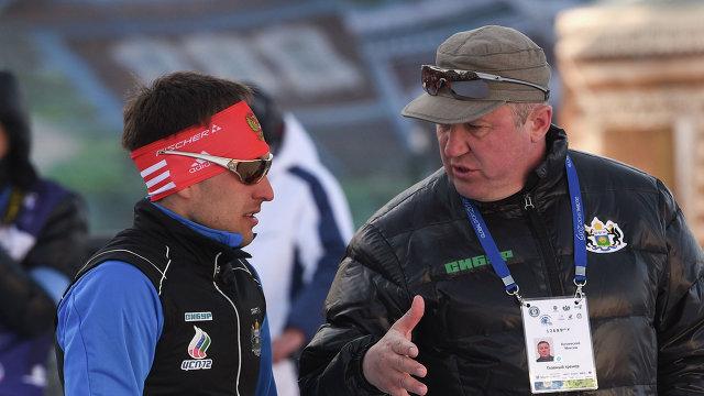 Максим Кугаевский (справа) и Евгений Гараничев
