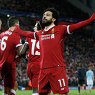 Нападающий английского Ливерпуля Мохамед Салах