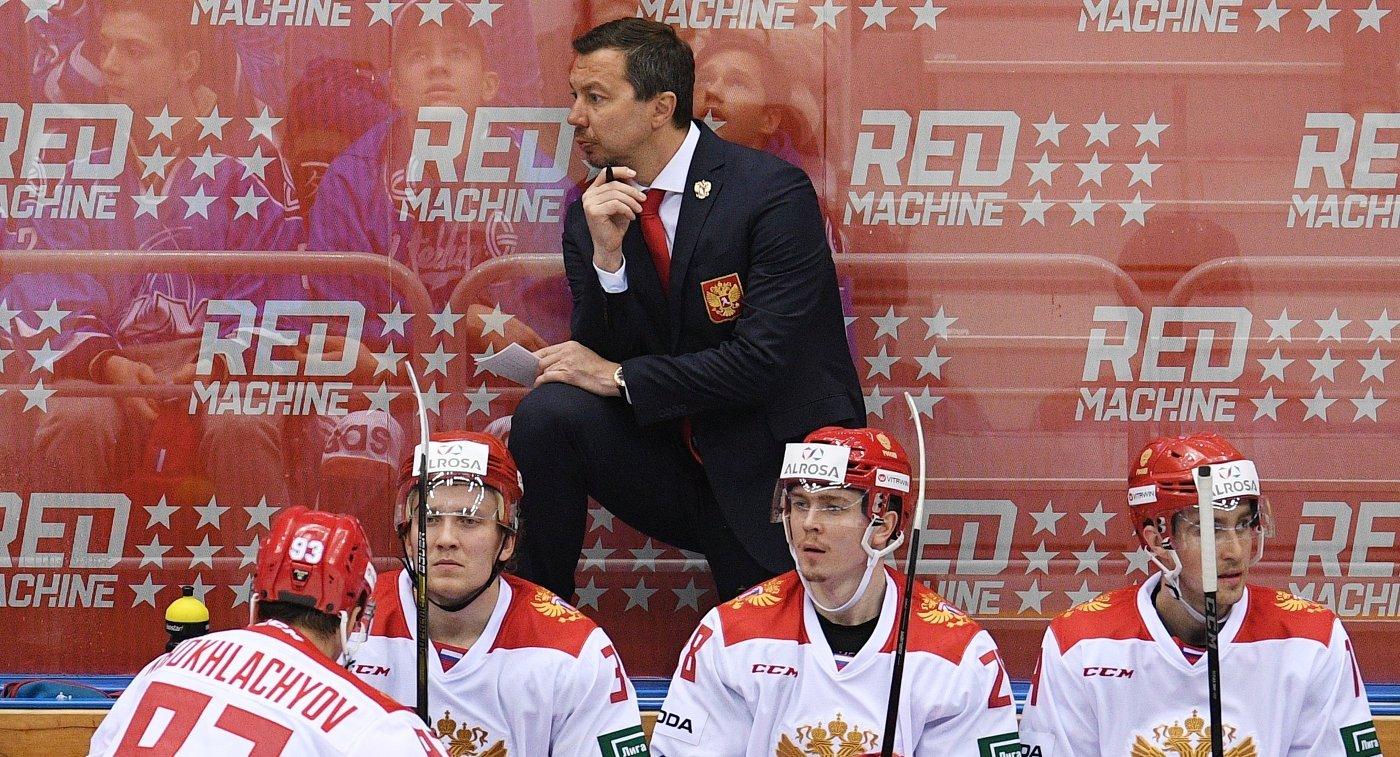 Анисимов вызван всборную РФ для участия вчемпионате мира