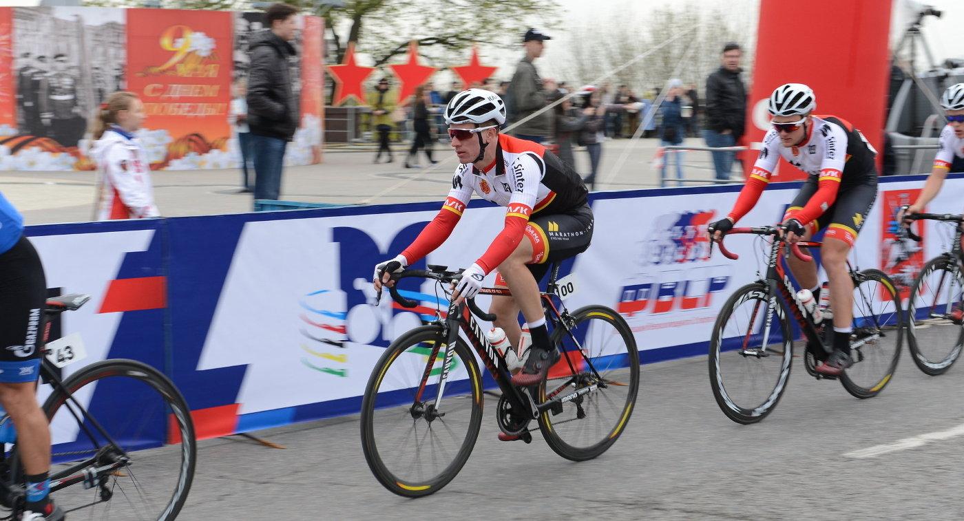 Велокоманда Марафон Тула