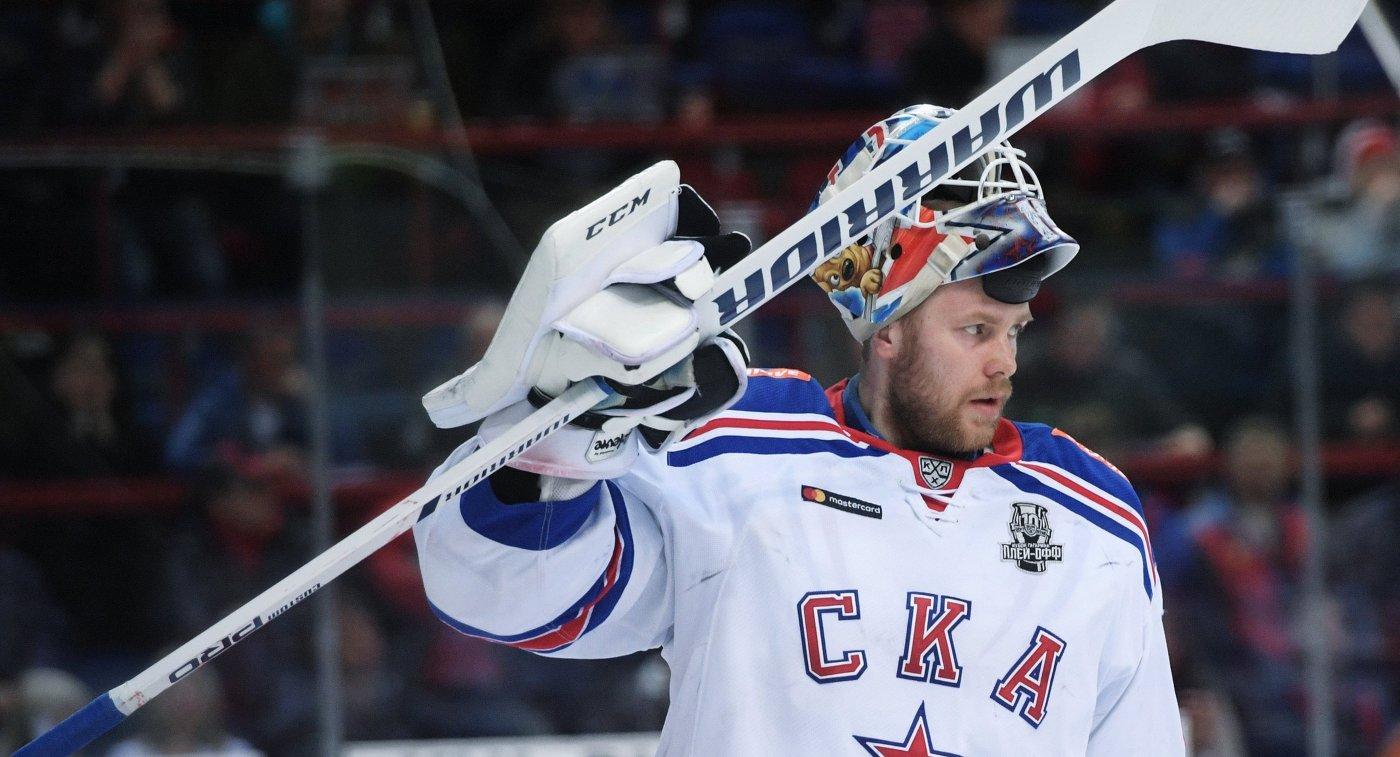 Главный тренер ХК ЦСКА на сезон 2017-2018 года