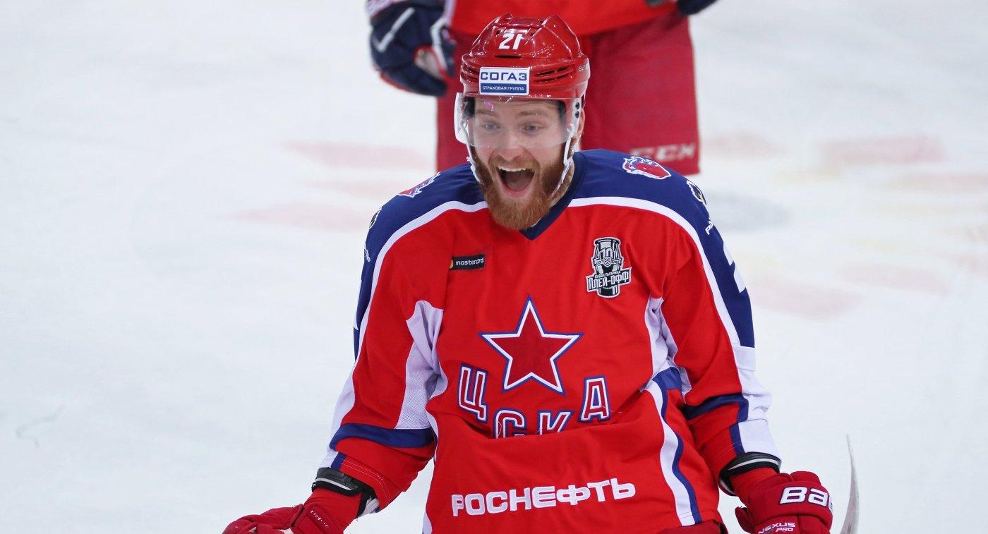 КХЛ признала юного нападающего «Трактора» лучшим новичком 3-го раунда плей-офф