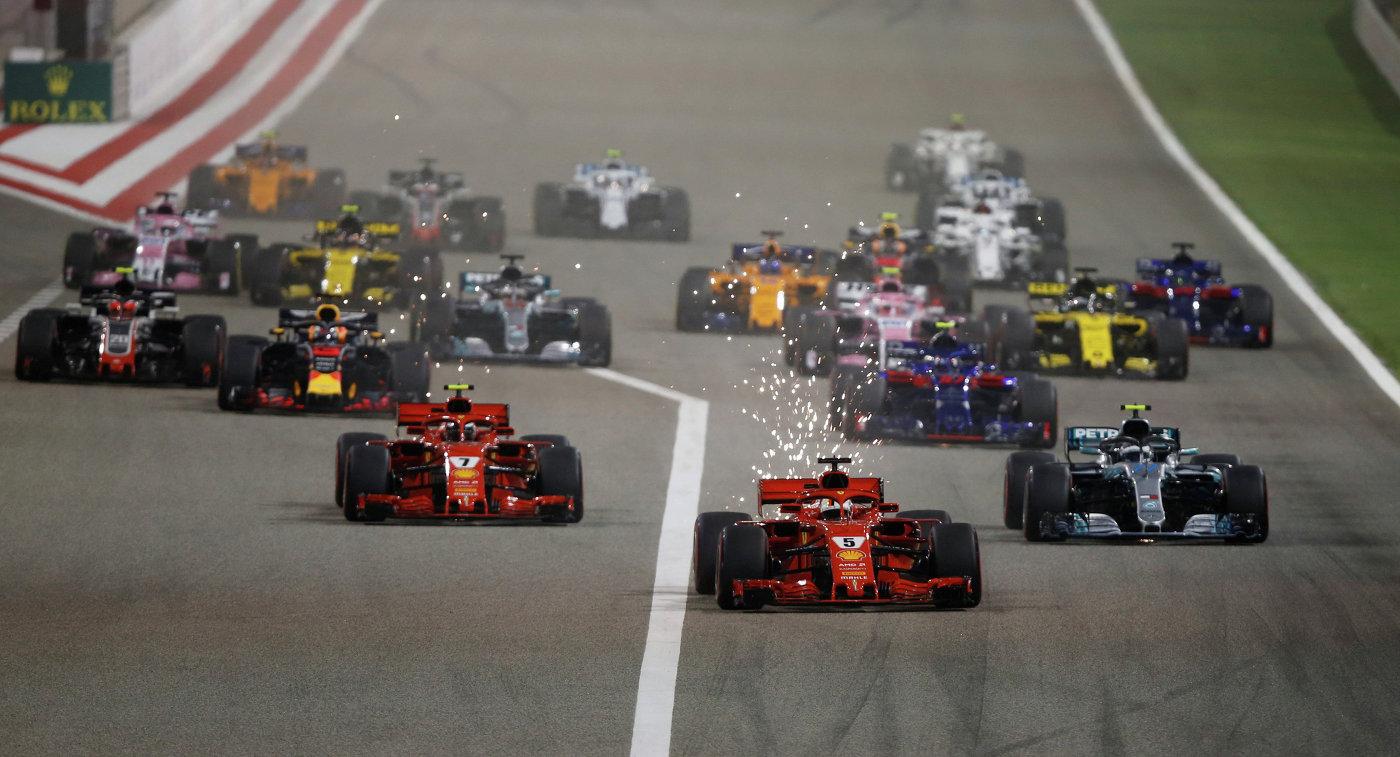 FIA утвердила изменения ваэродинамике для увеличения числа обгонов