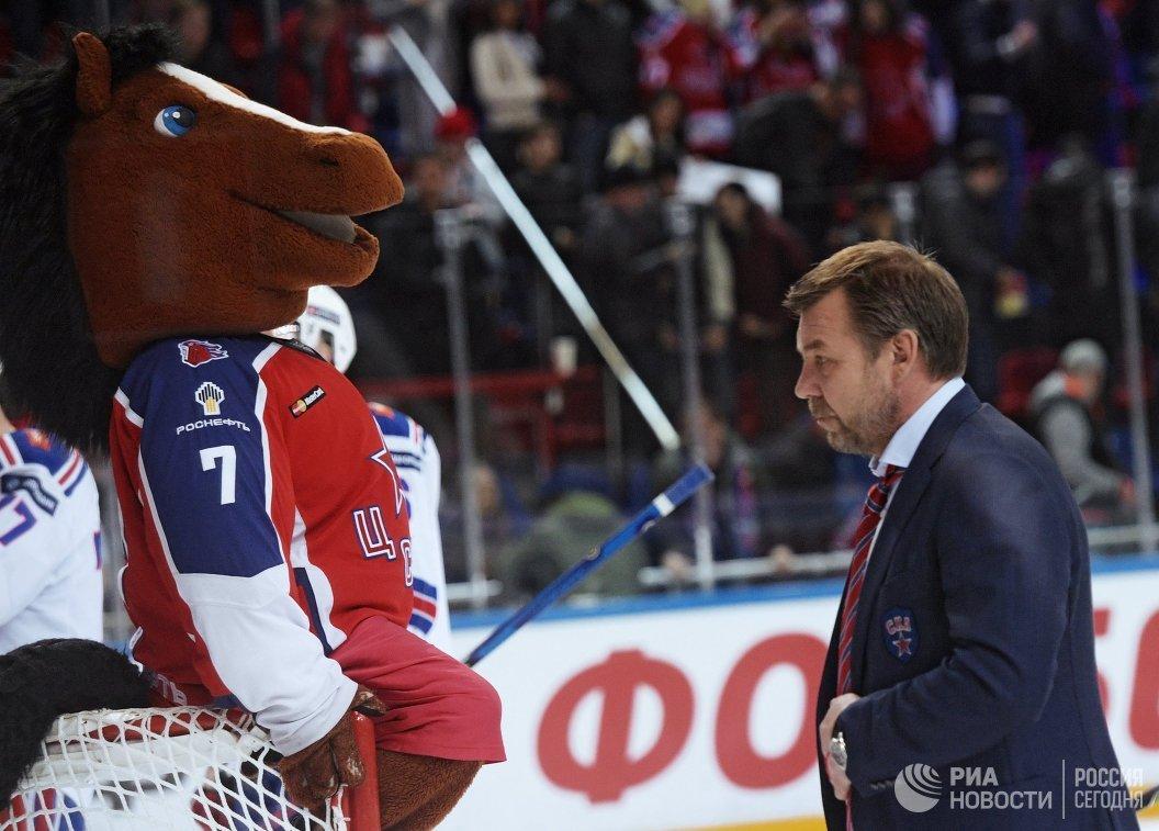 Дацюк несыграет за РФ против Швеции вЕвротуре