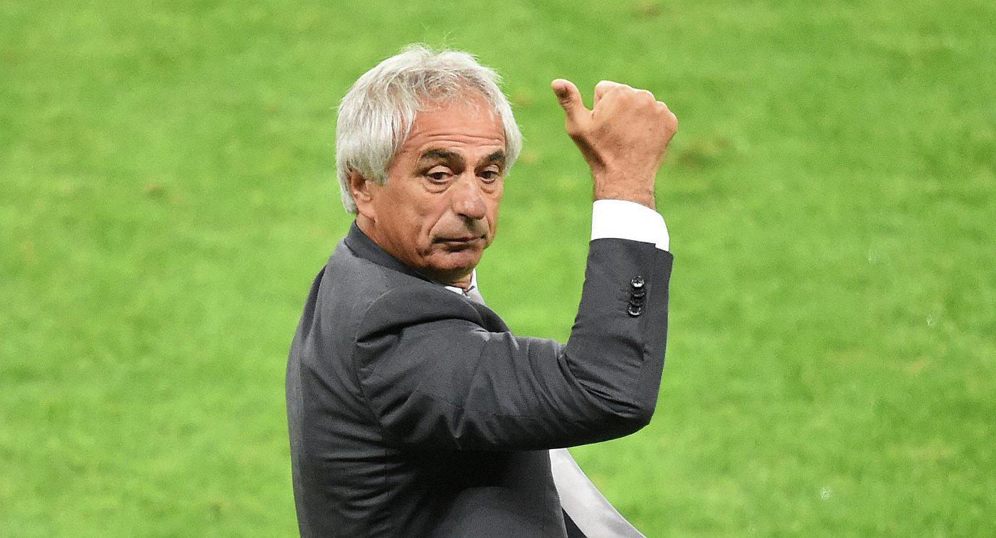 Главный тренер сборной Японии Халилходжич будет отправлен вотставку доЧМ