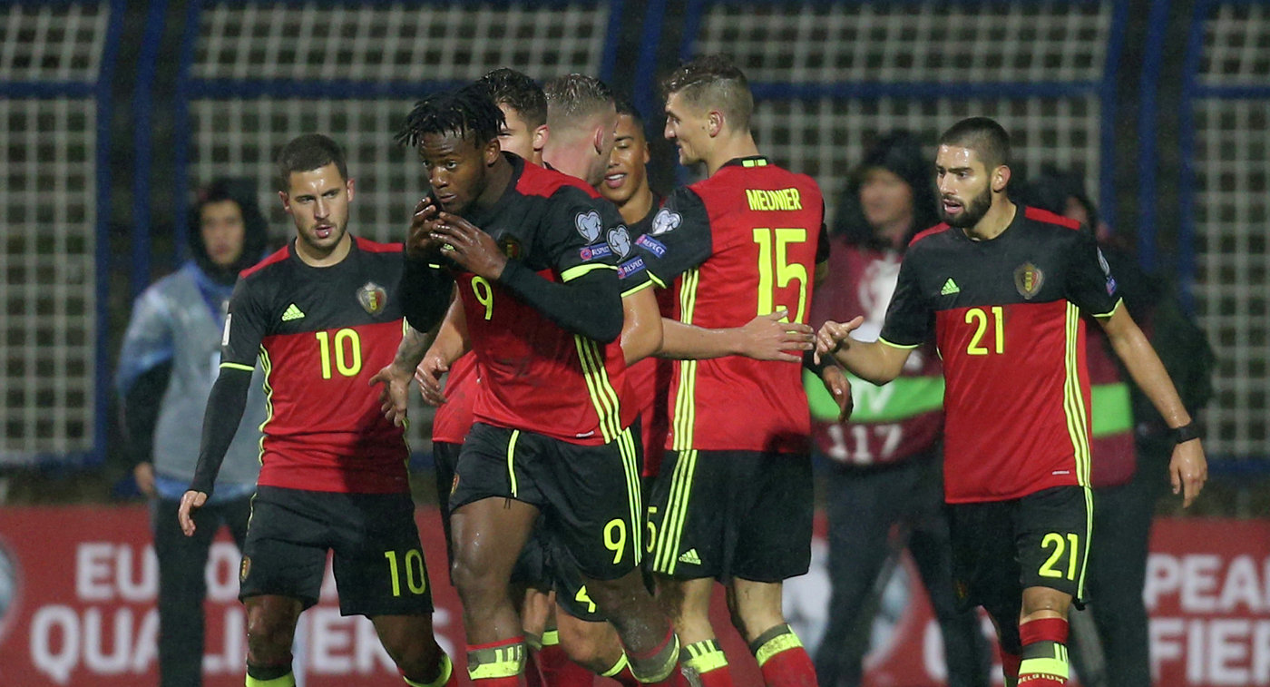 Бельгия - Египет: прогноз на матч 06.06.2018 21:45