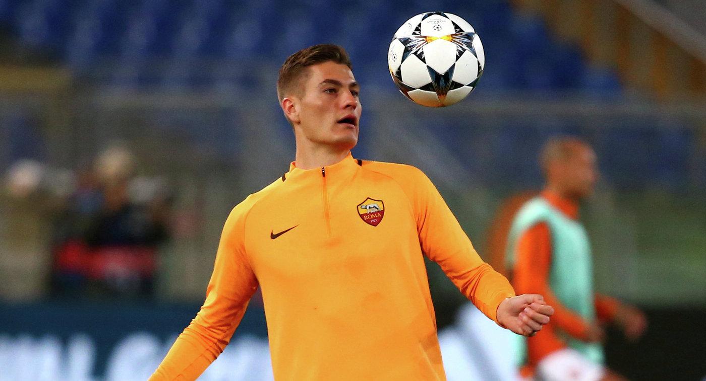 «Рома» обыграла «Барселону» ивышла вполуфинал футбольнойЛЧ