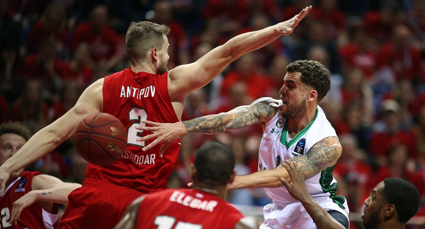 Баскетбольные клубы из России начинают борьбу за Кубок Европы