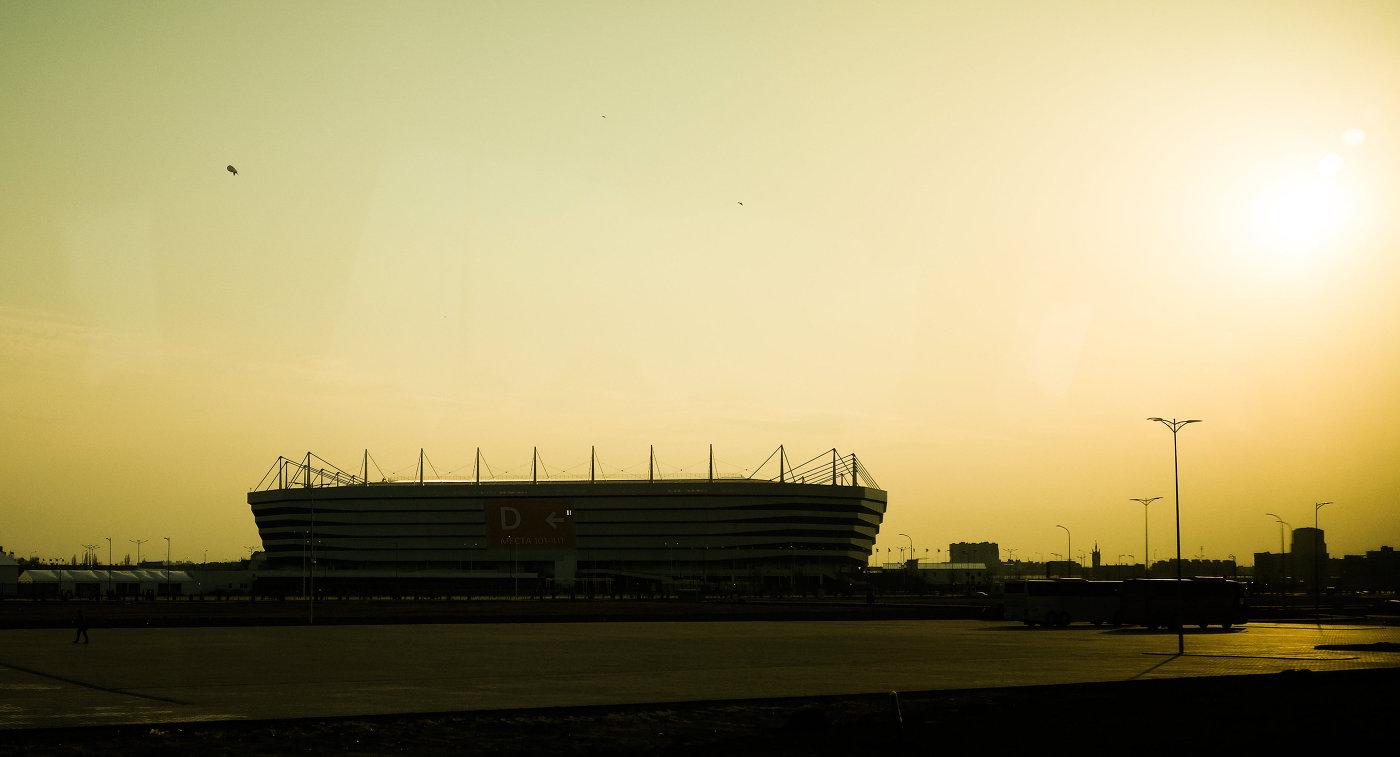 Около «Стадиона Калининград» установят велопарковки