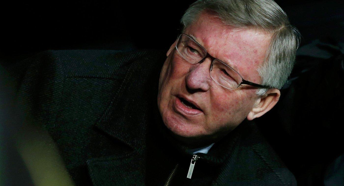 Фергюсон за20 дней работы послом «Манчестер Юнайтед» получает 2 млн фунтов