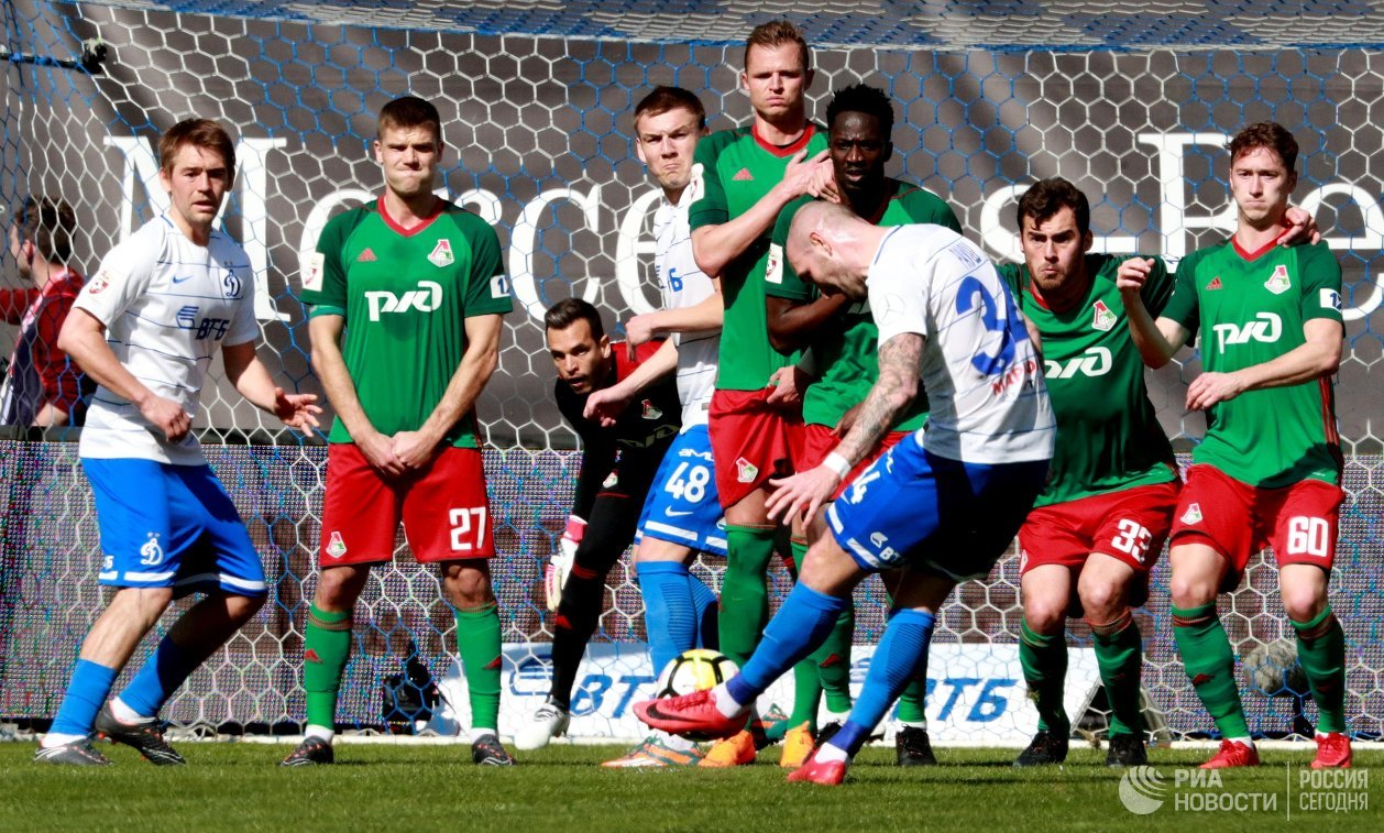 Геркус: «Локомотив» вновь обретает уверенность после поражения от«Амкара»